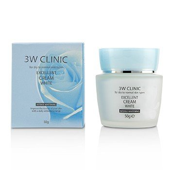 Excellent White Cream (Intensive Whitening) - For Dry to Normal Skin Types  50g/1.7oz