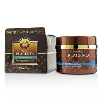 Premium Placenta Deep Cleansing Cream  300ml/10oz