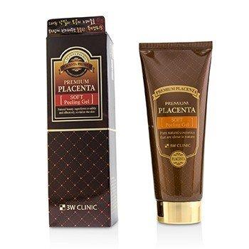 Premium Placenta Soft Peeling Gel  180ml/6oz