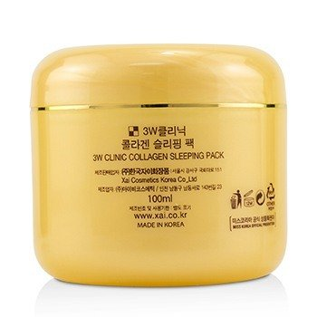 Collagen Sleeping Pack  100ml/3.3oz