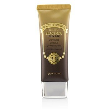 Premium Placenta Sun BB Cream SPF 40/ PA+++  70ml/2.3oz