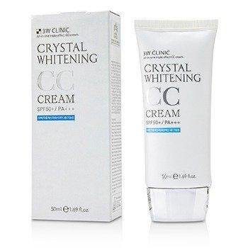 Crystal Whitening CC Cream SPF 50+/PA+++ - #01 Glitter Beige  50ml/1.69oz