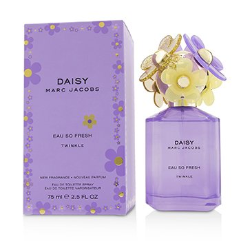 Daisy Eau So Fresh Twinkle Eau De Toilette Spray  75ml/2.5oz