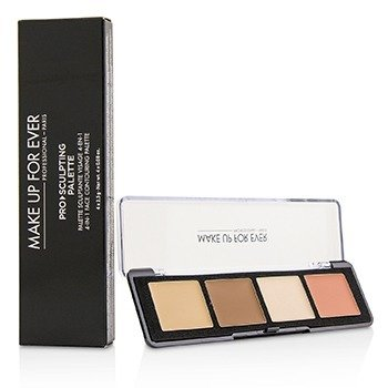 Pro Sculpting Palette 4 in 1 Face Contouring Palette  10g/0.32oz