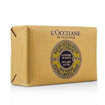 Shea Butter Extra Gentle Soap - Shea Verbena  250g/8.8oz