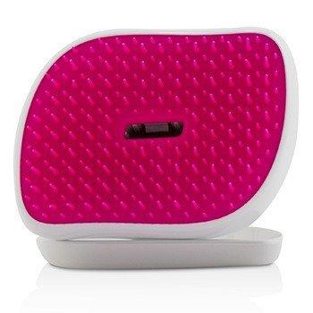Compact Styler On-The-Go Detangling Hair Brush - # Skinny Dip Flamingo Print  1pc
