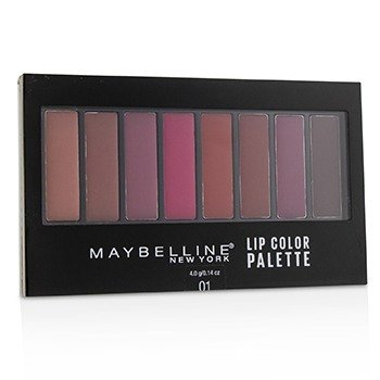 Lip Color Palette  4g/0.14oz