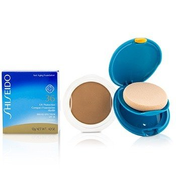 UV Protective Compact Foundation SPF 36 (Case + Refill)  12g/0.42oz