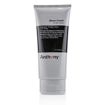 Logistics For Men Shave Cream (Unboxed)  177ml/6oz