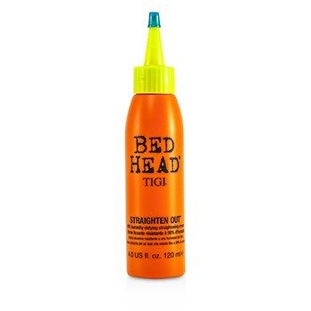 Tigi Bed Head Straighten Out 98% Humidity-Defying Crema Alisadora  120ml/4oz