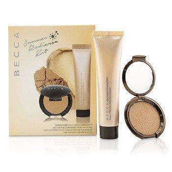 Summer Radiance Kit (Backlight Priming Filter + Sunlit Bronzer) 2pcs
