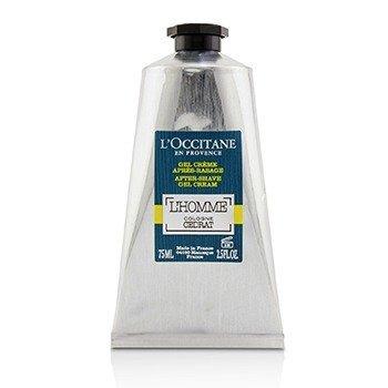 L'Homme Cologne Cedrat After Shave Gel Cream  75ml/2.5oz