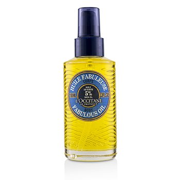 Shea Oil 5% Body Fabulous Oil  100ml/3.3oz