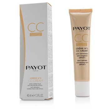 Creme N°2 CC Cream - Anti-Redness Correcting Care SPF50+  40ml/1.3oz