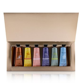 Hand Therapy 6-Pieces Collection 6x25ml/0.86oz