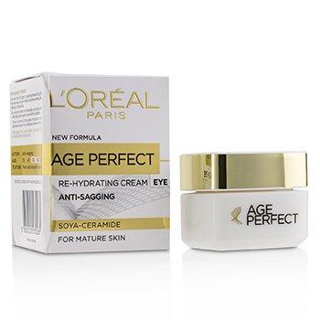 Dermo-Expertise Age Perfect Reinforcing Eye Cream (Mature Skin) (Box Slightly Damaged) 15ml/0.5oz