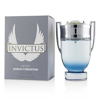 Invictus Aqua Eau De Toilette Spray  100ml/3.4oz