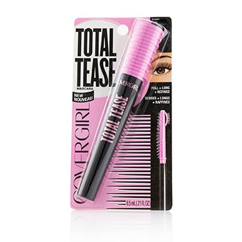 Total Tease Full + Long + Refined Mascara  6.5ml/0.21oz