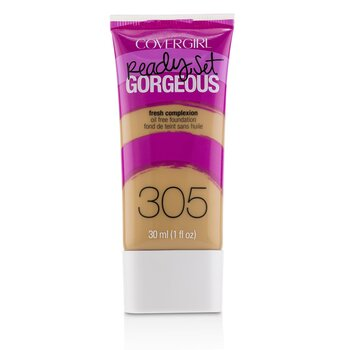 Ready Set Gorgeous Oil Free Foundation  30ml/1oz