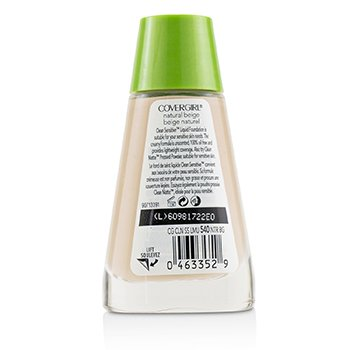 Clean Sensitive Liquid Foundation  30ml/1oz