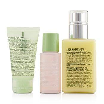 3-Step Skin Care System (Skin Type 3)  3pcs