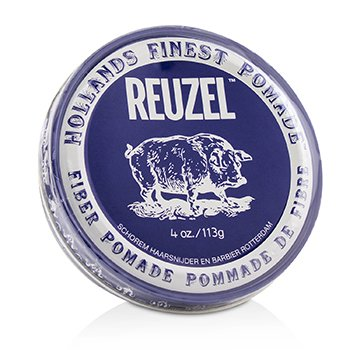 Fiber Pomade (Firm, Pliable, Low Shine, Water Soluble)  113g/4oz