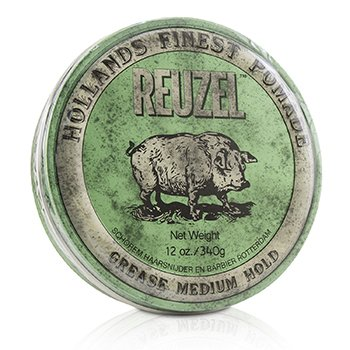 Green Pomade (Grease Medium Hold) 340g/12oz