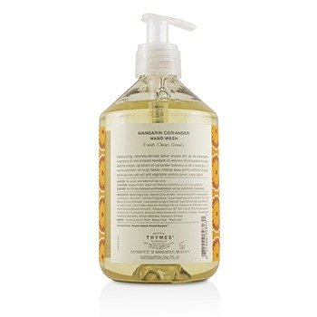 Mandarin Coriander Hand Wash  500ml/17oz