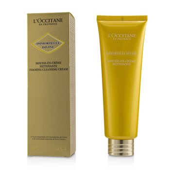 Immortelle Divine Foaming Cleansing Cream  125ml/4.2oz