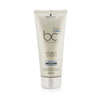 BC Scalp Genesis Purifying Shampoo (For Normal to Oily Scalps)  200ml/6.7oz