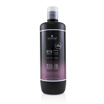 BC Bonacure Fibre Force Fortifying Shampoo (For Over-Processed Hair)  1000ml/33.8oz