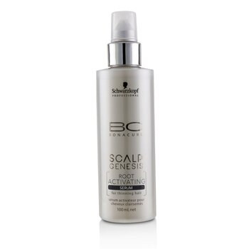 BC Scalp Genesis Root Activating Serum (For Thinning Hair)  100ml/3.4oz