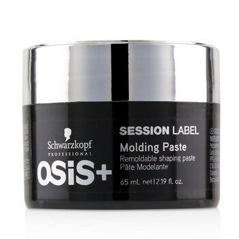 Osis+ Session Label Molding Paste (Remoldable Shaping Paste)  65ml/2.19oz