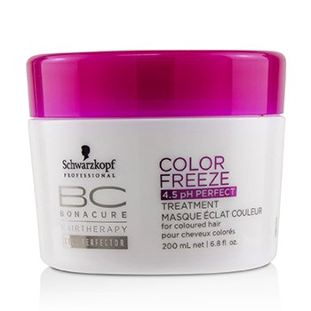 BC Color Freeze pH 4.5 Perfect Treatment Masque (For Coloured Hair)  200ml/6.8oz