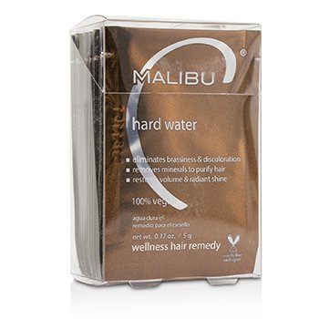 Hard Water Wellness Remedio de Cabello  12x5g/0.17oz