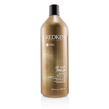 All Soft Mega Shampoo (Nourishment For Severely Dry Hair)  1000ml/33.8oz