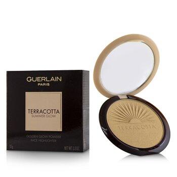 Terracotta Summer Glow Face Highlighter Powder  10g/0.3oz