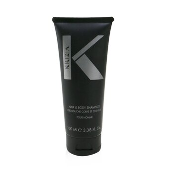 Pour Homme Hair & Body Shampoo  100ml/3.38oz