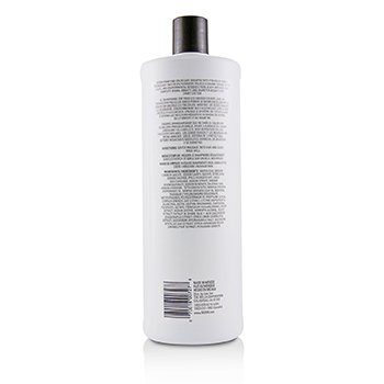 Derma Purifying System 3 Cleanser Shampoo (Colored Hair, Light Thinning, Color Safe)  1000ml/33.8oz