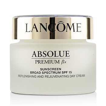 Absolue Premium Bx Replenishing And Rejuvenating Day Cream SPF15 (US Version)  50ml/1.7oz