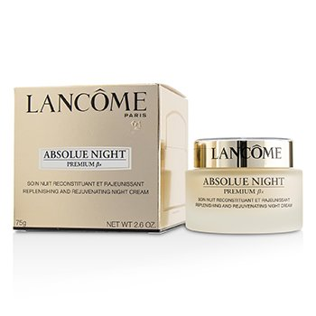 Absolue Night Premium Bx Replenishing And Rejuvenating Night Cream (US Version)  75g/2.6oz