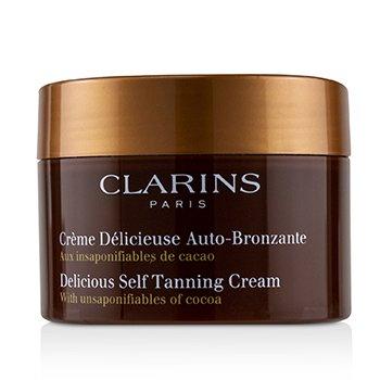 Delicious Self Tanning Cream For Face & Body  150ml/5.3oz