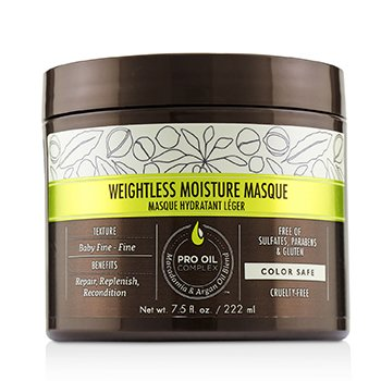 Professional Weightless Moisture Masque  222ml/7.5oz