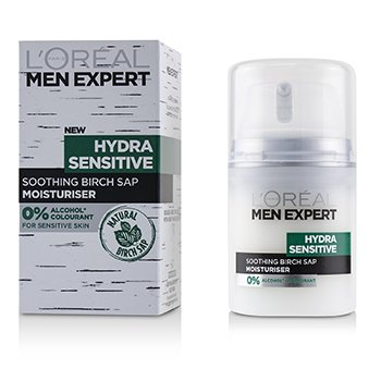 Nawilżający krem do twarzy Men Expert Hydra Sensitive Moisturiser  50ml/1.6oz