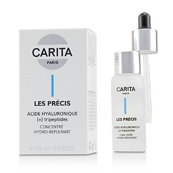 Les Precis Acide Hyaluronique [+] Tripeptides Hydro-Replenishing Concentrate  15ml/0.5oz