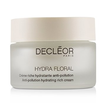 Hydra Floral Neroli Anti-Pollution Hydrating Rich Cream - Dehydrated to Dry Skin  50ml/1.7oz