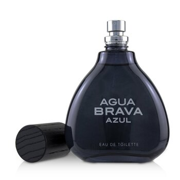 Agua Brava Azul Eau De Toilette Spray  100ml/3.4oz