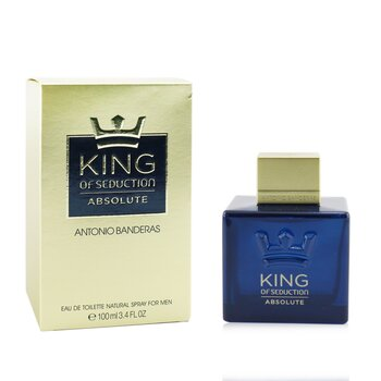 King Of Seduction Absolute Eau De Toilette Spray  100ml/3.3oz