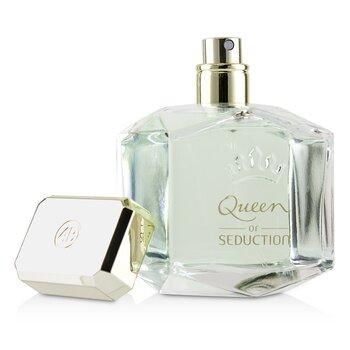 Queen Of Seduction Eau De Toilette Spray (Metal Case)  80ml/2.7oz