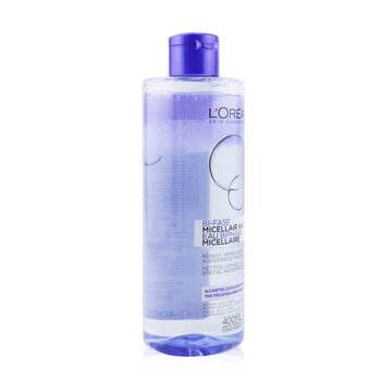 Bi-Phase Micellar Water (Bi-Fase Micellair Water) - For All Skin Types, even Sensitive Skin  400ml/13.3oz
